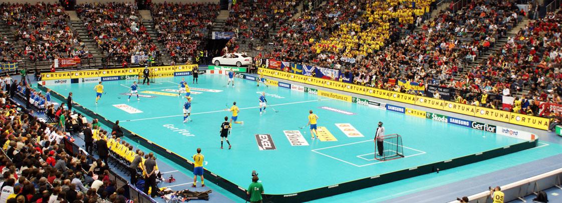 Innebandy VM  i Prag